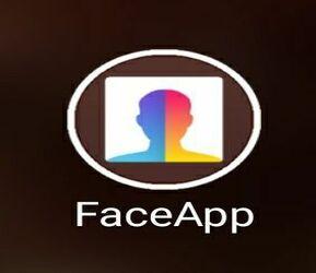 Logo de FaceApp